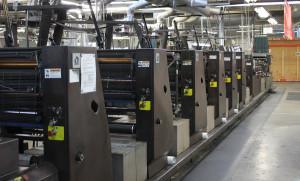 pinting press