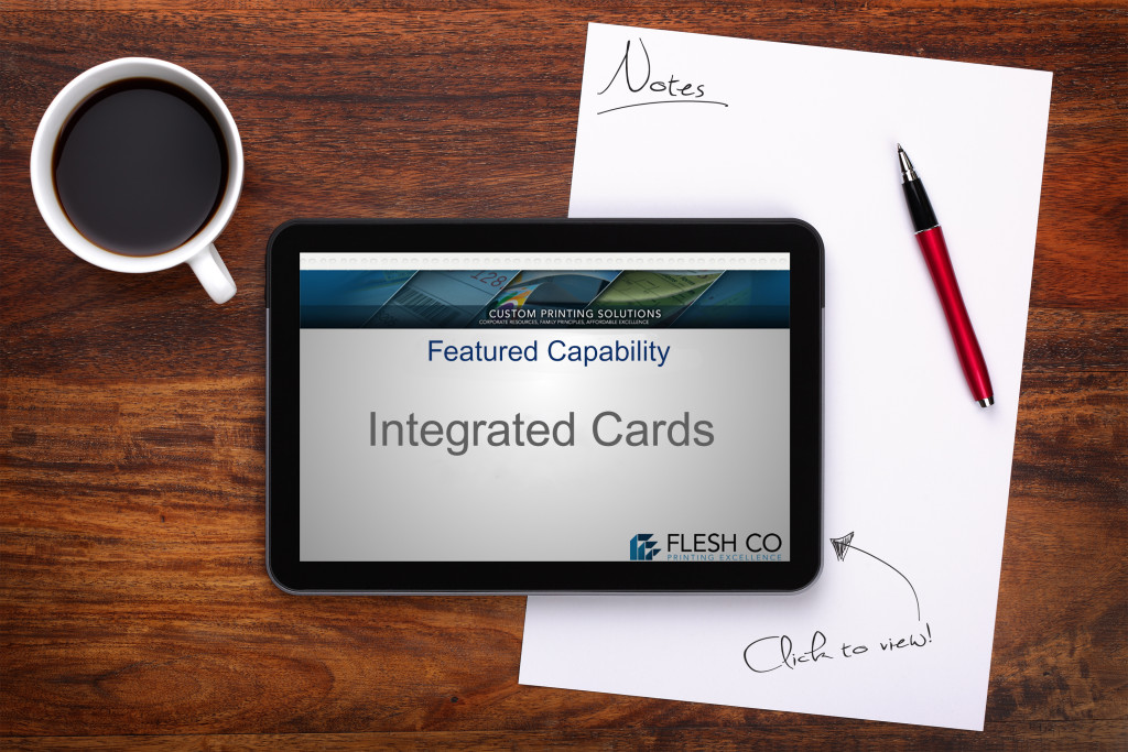 Integrated cards